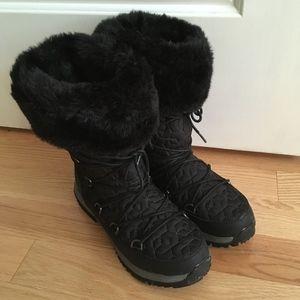 BearPaw Leslie Winter Snow Waterproof Boot 10